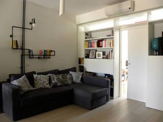 Appartamento privato - Roma StudioExNovo Soggiorno moderno