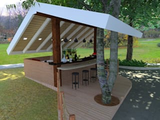 by N.A. ARQUITECTURA Rustic