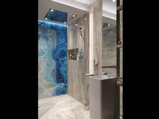 Moderne badkamers van Astar project Modern