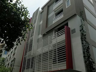 Apartment @ สุขุมวิท 22:  บ้านและที่อยู่อาศัย by SDofA Architect