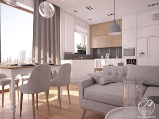 Modern kitchen by Progetti Architektura Modern