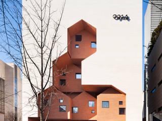 Modern houses by 기로건설(주) Modern