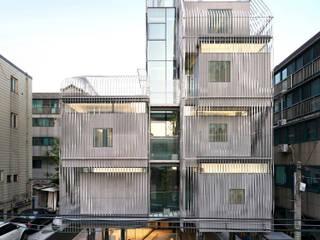 기로건설(주) Casas estilo moderno: ideas, arquitectura e imágenes
