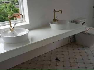 งานห้องน้ำ ห้องครัว เรียบร้อย เหลือเก็บรายละเอียดอีกเล็กน้อย โดย หนุมานเรียลเอสเตทจำกัด