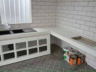 งานห้องน้ำ ห้องครัว เรียบร้อย เหลือเก็บรายละเอียดอีกเล็กน้อย:   by หนุมานเรียลเอสเตทจำกัด