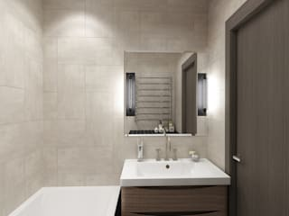 Industrial style bathroom by Best Home Industrial