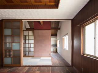 マンナカハウス: m5_architecteが手掛けた和室です。