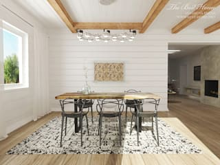 Minimalist dining room by Best Home Minimalist