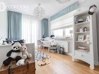 Nursery/kid's room by Decoroom