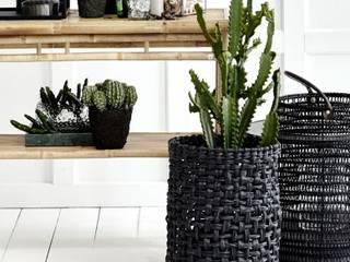 Lene Bjerre Gaia Basket Set of 3:   by Sweetpea and Willow® London Ltd
