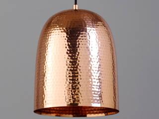 Copper Lighting from Litecraft Litecraft Living roomLighting Perunggu