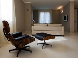 Livings de estilo  por Daniela Nori, Moderno
