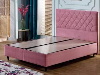 YILDIZ MOBİLYA – Pamela Baza: modern tarz Yatak Odası