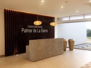 DISEÑO Y ADECUACIONES CENTRO DE INFORMACIÓN Y DOCUMENTACIÓN PALMAR DE LA SIERRA - FEDEPALMA CENIPALMA:  de estilo  por Balance Arquitectura