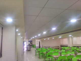 Epitome Components Limited, Supa Modern offices & stores by SK Interiors And Solutions Modern