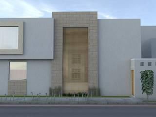 Casa Habitación Residencial San Jose Casas modernas de A2 ESTUDIO DE ARQUITECTURA. Moderno