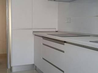 Casas de estilo minimalista de Potenciano Cocinas Minimalista