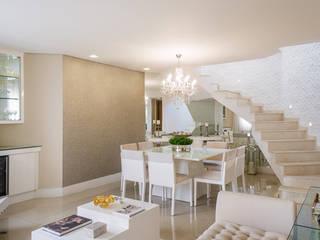 الحد الأدنى  تنفيذ Lorenza Franceschi Arquitetura e Design de Interiores, تبسيطي