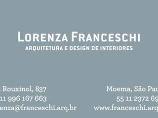 de Lorenza Franceschi Arquitetura e Design de Interiores