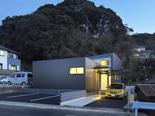 I2-house: Architect Show co.,Ltd Nabaが手掛けた家です。