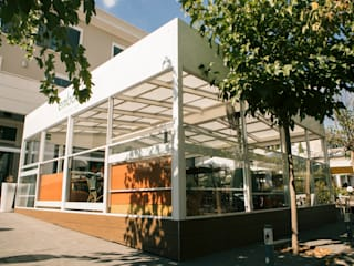 Bar & Klub Modern Oleh Beldaglass - The In & Out experience Modern