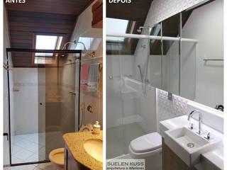 modern  by Suelen Kuss Arquitetura e Interiores, Modern