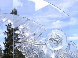rzeźba ogrodowa od W.Glass Studio