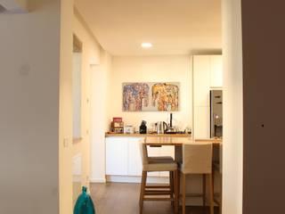giorgio davide manzoni Scandinavian style kitchen