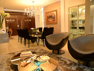 Salon moderne par Guilherme Elias Arquiteto Moderne