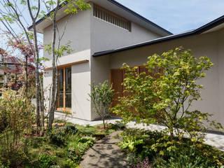 ある画家のアトリエ モダンな 家 の 乗松得博設計事務所 モダン
