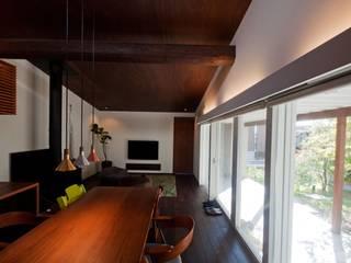 ห้องทานข้าว by FrameWork設計事務所