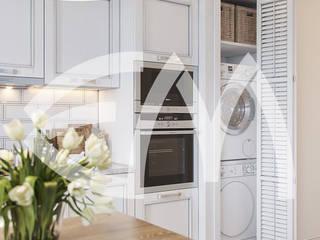 ЖК Манхеттен: Кухни в . Автор – Мастерская дизайна Екатерины Меркель