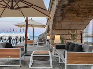 Horeca Bar & Club moderni di Sun Moon Moderno