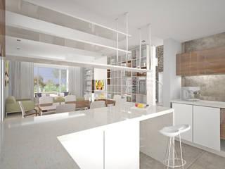 Cocinas de estilo moderno por ARKIZA