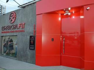 Espaces commerciaux de style  par Studio Uno Arquitetura LTDA,