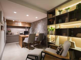 Mostra Studio Conceitual 2017 Espaços comerciais modernos por IG Arquitetura e Interiores Moderno