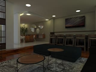 Interiormismo de Arquitectura Ecologista Clásico