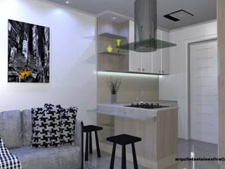 Moderne Küchen von Arquiteta Elaine Silva Modern
