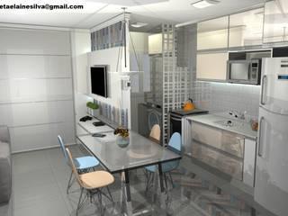 Cuisine moderne par Arquiteta Elaine Silva Moderne