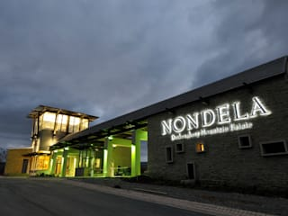 Nondela Gatehouse Full Circle Design Office buildings