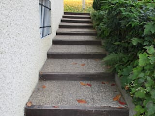 Faire de sa terrasse une vraie pièce à vivre par Berger Jardins Moderne