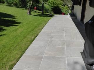 Faire de sa terrasse une vraie pièce à vivre Jardin moderne par Berger Jardins Moderne