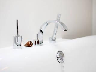 Minimalist style bathroom by Bulling - Die Badspezialisten Minimalist