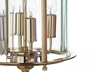 Lantern Pendants from Litecraft Litecraft Living roomLighting Perunggu