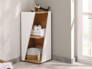 bEcky - Design-Eckragal für Bad und WC:   von noook