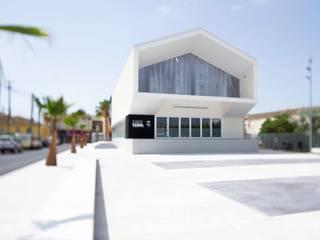 Ebreterra – Centro de innovación y desarollo túristico. de actua.b arquitectura