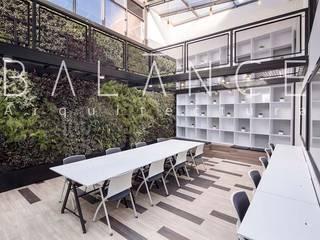 DISEÑO Y ADECUACIONES OFICINAS COLABORA USAQUÉN de Balance Arquitectura Moderno