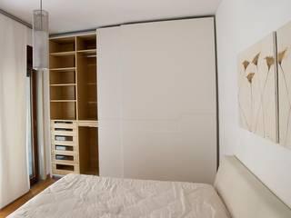 Modern style bedroom by Falegnameria Grelli Danilo Modern
