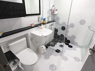 디자인 아버 Modern bathroom