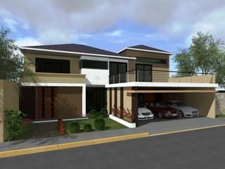 Casa OL Casas minimalistas de HC Arquitecto Minimalista